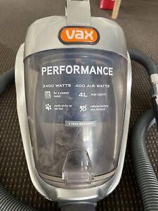 Vacuum cleaner Vax vx75 2400w blue
