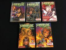Witchblade # 1-5 Set Trades - Bandai Entertainment - Top Cow - SCARCE - VF