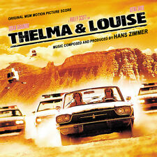 THELMA & LOUISE Hans Zimmer CD Notefornote/Kritzerland SOUNDTRACK Score NEW!