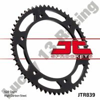 JT 51T 428 pitch rear sprocket for Yamaha DT 125 R RH RE 91-06 WR 125 R X 09-17