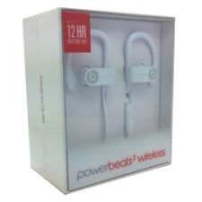 Beats by Dre PowerBeats3 Wireless White Earphones Dynamic High-performance Sound
