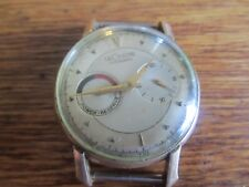 LeCoultre Futurematic Watch For Parts/Repair-Is Running Now