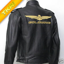 TKR_ Goldwing GL1800/1500 Motorcycle Rider's Leather Jacket