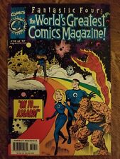 Fantastic Four World's Greatest Comic Magazine (2001) #10 - Very Fine