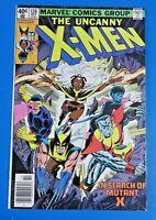 UNCANNY X-MEN #126 BRONZE AGE COMIC BOOK 1979 John Byrne 1st APP PROTEUS ~ VF