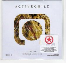 (EF492) Active Child, Subtle - 2013 DJ CD