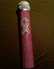 Custom Made Bling Mic Sleeve To Your Specs By Blingcons