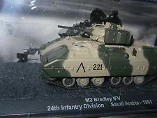 M2 Bradley IFV / Panzer / Infantry / Saudi Arabia / 1991 /unbespielt /1:72