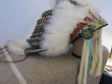 """Western Americana, """"Wild West"""", Chieftain'S Head Dress"""