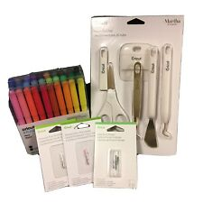 Cricut Pens Tool Set And Blades Bundle