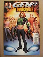 Gen13 Armageddon #1 Wildstorm 2007 Series 9.6 Near Mint+