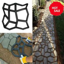 Paving DIY Pavement Concrete Stepping Driveway Stone Mold Mould Path Patio