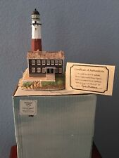 Montauk New York. #143 with box and Coa (hand numbered #2185. Le 5,500)