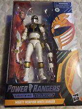 Hasbro E8966 Power Rangers Lightning White Ranger Spectrum 7 inch Action Figure
