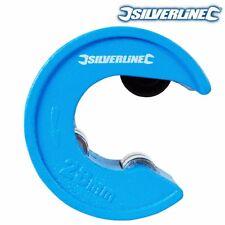 SILVERLINE PIPE CUTTER 28mm Quick Tube Cut/Slice Plumbing COPPER CUTTING TOOL