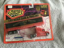 "NEW ROAD CHAMPS New Series ""FORD ~ BOAR'S HEAD BRAND PROVISIONS"" 1:87 1996"