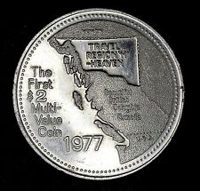 1977 The First $2 Multi-Value Coin Columbia Canada (5125-59)