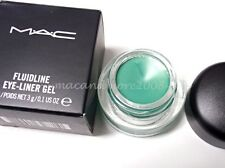 NIB MAC Divine Night FLUIDLINE Gel Eyeliner~ SASSY MOSS ~Fantasy of Flowers