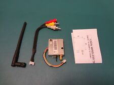 1.2 GHz Wireless Transmitter 4CH Selectable 50mW to 500mW