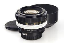 Nikon non-AI 55/1,2 Nikkor-S Auto // 28690,9