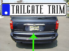 Chrysler TOWN&COUNTRY 2001-2006 07 Tailgate Trunk Trim