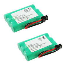 2 Cordless Home Phone Battery for Empire CPH-488B Uniden BT-909 BT909 1,200+SOLD