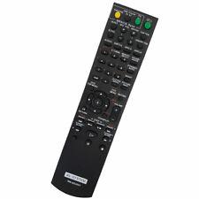 for Sony AV SYSTEM DVD RM-ADU047 A/V Remote Control