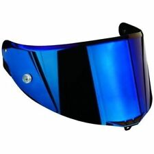 Visier AGV Race 2 - blau Verspiegelt
