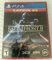 PS4 - Star Wars : Battlefront II - PlayStation Hits -BRAND NEW