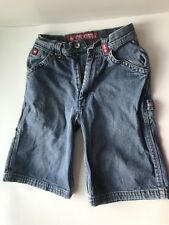 Vintage Jnco Red Crown Shorts Boys Size 12