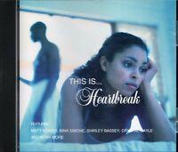 This Is Heartbreak (2005 CD) Julie London/Chet Baker/Crystal Gayle/Helen Reddy