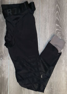 Nike Pro Hyperrecovery Compression Tights Black 812988010 Mens Size 3XL MSRP$150