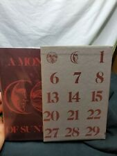 A Month of Sundays by John Updike Limited First Edition Numbered Signed #35