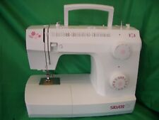 SILVER VISCOUNT 25/3 SEWING MACHINE 29 STITCHES FREE UK DELIVERY