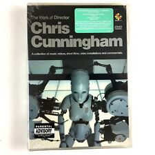 The Work of Director Chris Cunningham Series (DVD, 2003) Brand New & Sealed
