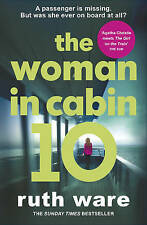 The Woman in Cabin 10 by Ruth Ware Paperback BRAND NEW BESTSELLER