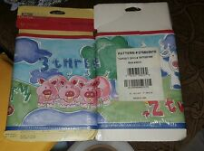 Farm Friends Collection: Decorative Wall Borders [2 packages] (New) Run # 2913