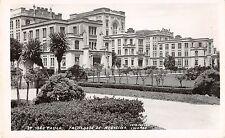 Sao Paulo Brazil Faculdade de Medicina Real Photo Antique Postcard (J19073)