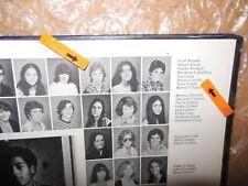 SHAUN CASSIDY/JONATHAN PRINCE/ORIGINAL 1975 BEVERLY HILLS HIGH SCHOOL YEARBOOK