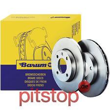 ORIGINAL BARUM BAR20115 Bremsscheiben Satz vorne Opel Astra F