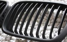SPORT FRONT GRILL GRIGLIA ANTERIORE frase m3 LOOK BMW e46 COMPACT NERO OPACO BLACK QT
