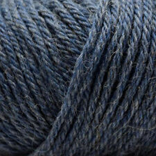 Alpaca DK: 6/50 gr balls #7760-Denim heather