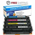 4-Pack Toner Set For HP 304A LaserJet CP2025N CP2025DN CM2320 CM2320N MFP CC530A