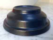 Sugar Bowl LID ONLY vintage discontinued Iron Mountain Blue Ridge ** FLAT STYLE
