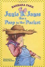 Junie B. Jones Has a Peep in Her Pocket (Junie B. Jones, No. 15) by Barbara Park