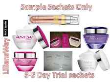 Avon Anew Anti Aging Skincare Samples~VARIOUS~x3, x5, x10~Trial Sachets