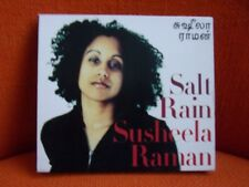 CD – SUSHEELA RAMAN : SALT RAIN – ACID JAZZ FUSION ROCK - NARADA WORLD US