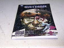 BATMAN ARKHAM RINATO VOLUME COMPLETO ED.PLANETA OTTIMO RARO AFFARE!