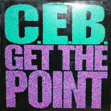 New: C.E.B.-Get the Point CASSETTE