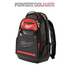 Milwaukee 48228200 35 Pocket Jobsite Backpack - Red/black